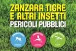 Zanzara tigre e altri insetti: fondamentale la prevenzione