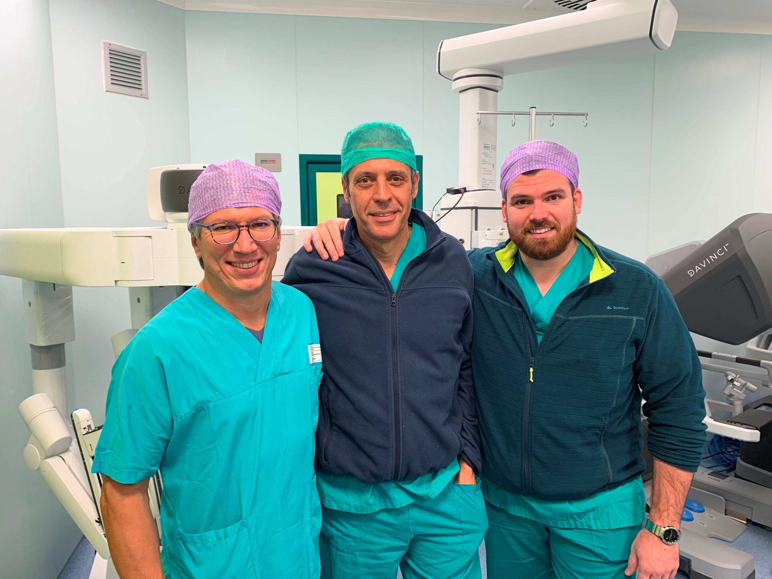 intervento prostata parma city