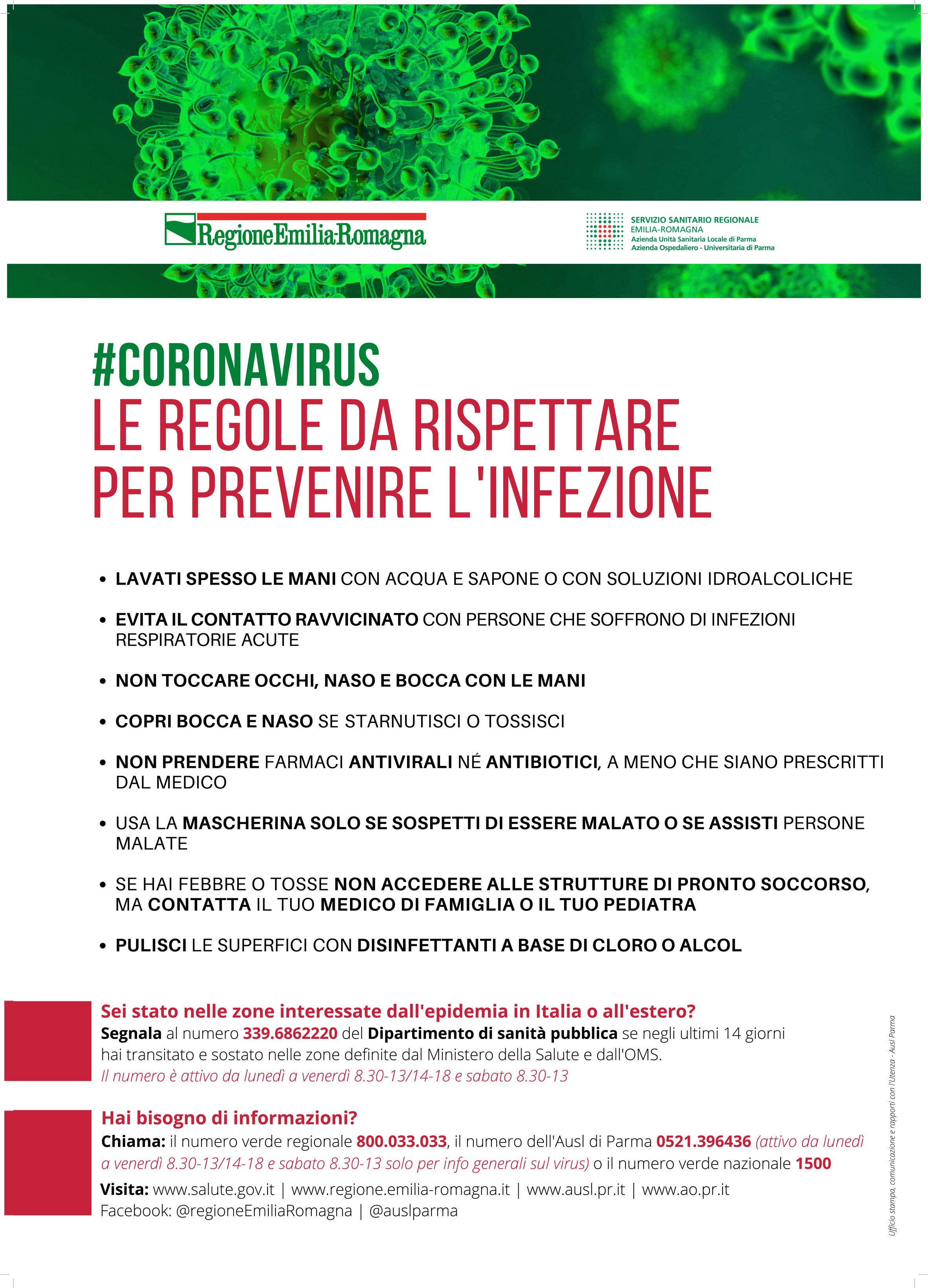 Coronavirus Emilia Romagna, plus de 2 000 morts. Mais l'infection ralentit toujours