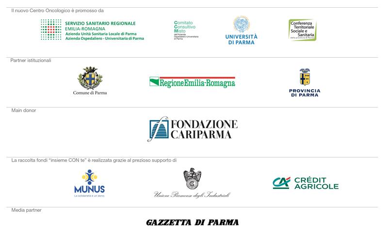 Il nuovo Centro Oncologico è stato approvato dalla Conferenza Territoriale Sociale e Sanitaria (che riunisce i Comuni di Parma e della provincia, Università di Parma, Ordine dei Medici, Ausl e Azienda Ospedaliero-Universitaria).